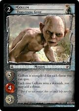 LoTR TCG Ages End Gollum, Threatening Guide FOIL 19P10