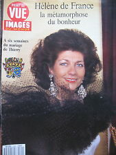 POINT DE VUE N° 2190 HELENE DE FRANCE PRINCE TCHEQUE SCHWARZENBERG 1990
