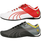 Puma Future Cat M1 SF Catch Schuhe Scuderia Ferrari Leder Sneaker Drift S1