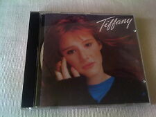 TIFFANY - TIFFANY - 1987 DEBUT CD ALBUM - I THINK WE'RE ALONE NOW