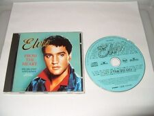 Elvis Presley - From The Heart - 24 Tracks - FASTPOST CD