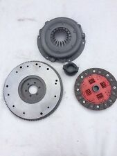 X FLOW lightened flywheel & uprated sports clutch combi kit  (LUK) 110 Tooth