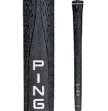 13 Ping Golf 703 Rubber Grips, White Standard, New