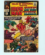 Tales of Suspense 67 5.5 FN- Iron Man Captain America Marvel Comics Silver Age