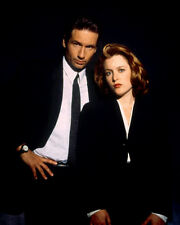 David Duchovny & Gillian Anderson (1674) 8x10 Photo