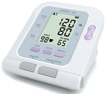 08A  Digital automatic blood pressure monitor with spo2 for ADULT