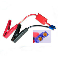 Replacement Battery 12V Mini Jumper Cable Clamps Lead for Car Jump Starter