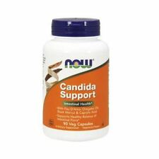 Candida Support, 90VCaps, 24Hr Despatch, Now Foods