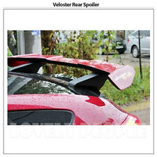 Rear Wing Roof Spoiler FRP GT-Wing Type for Hyundai Veloster Turbo 2011-2015