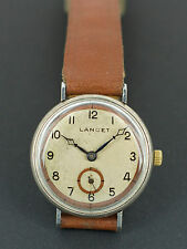 LANCET TRENCH WATCH - serviced