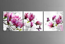 NOT FRAMED  Home Decor Canvas Print plum blossom Flower Floral Garden Wall Art