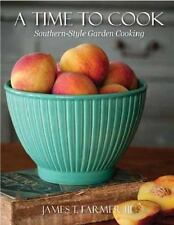 A Time to Cook: Dishes from My Southern Sideboard-ExLibrary