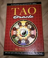 Tao Oracle: An Illuminated New Approach to the I Ching [With 64 Cards] by Ma Dev