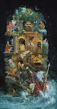 """Shakespearean Fantasy"" James Christensen Limited Edition Giclee Canvas"