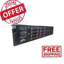 HP ProLiant DL380 G7 2x hex core X5690 3.46 ghz 128GB ram 8x 72GB disque dur P410i