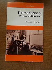 Thomas Edison, Professional Inventor by The Science Museum (Paperback, 1976)