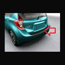 NEW OEM NISSAN VERSA NOTE 2014-2016 REAR BUMPER PROTECTOR - SCUFF GUARD