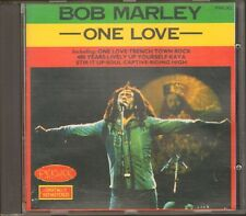 BOB MARLEY One Love NEW CD 20 track Compilation PICKWICK