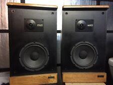 Vintage Advent 1008 Speakers