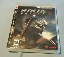 NINJA GAIDEN SIGMA 2 BLACK LABEL US RETAIL GAME SONY YFOLD FACTORY SEALED NEW