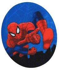 SPIDERMAN - Fist - Flicken Aufnäher Aufbügler Iron On Patch Applikation #9245