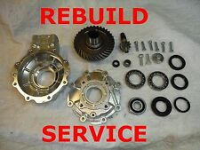HONDA TRX 300 400 420 FOURTRAX REAR END DIFFERENTIAL FINAL DRIVE REBUILD SERVICE