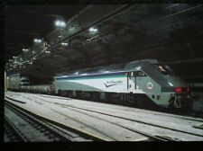 POSTCARD A FREIGHT SHUTTLE TRAIN - LE SHUTTLE