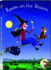 New Sealed Room on the Broom DVD With Slip Cover