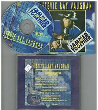 Stevie Ray Vaughan – Jammed Together, Texas Style CD 1992