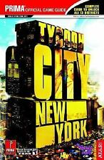 G, Tycoon City: New York: Prima Official Game Guide, Mark Cohen, 0761552529, Boo