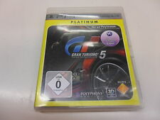 PlayStation 3 PS 3  Gran Turismo 5 [Platinum]