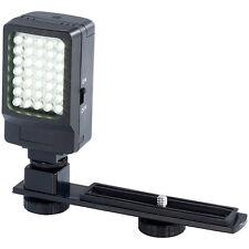 Somikon Foto- und Videoleuchte mit 35 Tageslicht-LEDs, 2,2 W