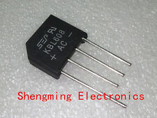 10pcs KBL608 6A 800V Bridge Diode Rectifier