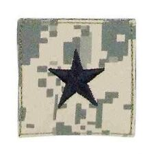 US ARMY Military clothing rank Officier Brigade General ACU Uniform UCP patch