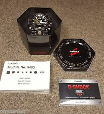 Casio G-Shock Mudmaster Black Dial SS Chrono Quartz Men's Watch - GWG1000-1A3