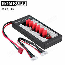 Parallel Charging Balance Board for Lipo LiFe Li-ion IMAX B6 Battery Charger