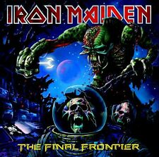 IRON MAIDEN - THE FINAL FRONTIER - CD NEW SEALED 2010