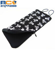 Hot Racing 1:10 Scale Black and White Skull Sleeping Bag (Toy) ACC58S08