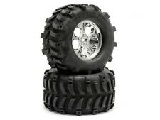 "Devastator Wheel w/Deathgrip Tires (6"" Dia.) - 2 per Package - Hot Bodies #61178"