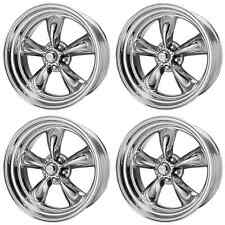 AMERICAN RACING HOT ROD VN515 TORQ THRUST II VN5155863 4 RIMS 15X8 0MM 5x4.75