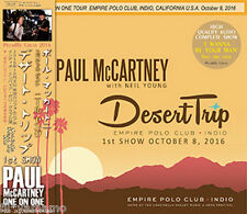 Paul McCartney DESERT TRIP 1st SHOW 【 2CD 】 One ON One Tour Neil Young New Free
