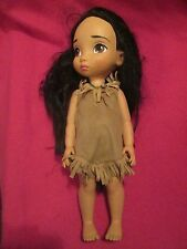"15"" DISNEY - POCAHONTAS TODDLER DOLL -"