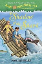 A Stepping Stone Book(TM): Magic Tree House #53: Shadow of the Shark by Mary Pop