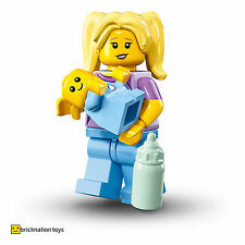 LEGO 71013 Babysitter Nanny | Collectable Minifigure Series 16 | NEW SEALED