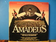 Amadeus - Film soundtrack -g/fold - Free UK OPost