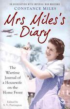 Mrs Miles's Diary von Constance Miles (2013, Taschenbuch)