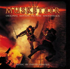 The Musketeer - Original Soundtrack [2001] | David Arnold | CD