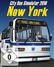 CITY BUS SIMULATOR 2010 NEW YORK * Neuwertig