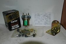 Carter Electric Fuel pump 12V, PN#P4070
