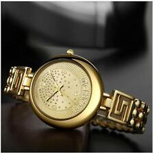 HOT Luxury Women's Fashion Bangle Stainless Steel Band Quartz Wrist Watches